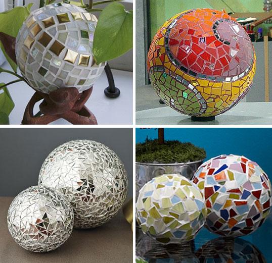 mosaic-balls